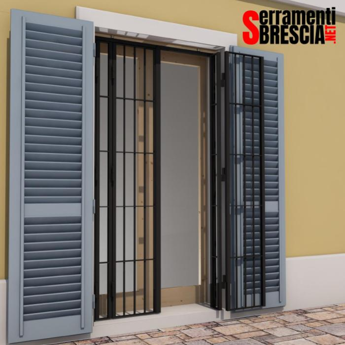 Inferiate apribili serramenti brescia net for Architetti studi architettura brescia