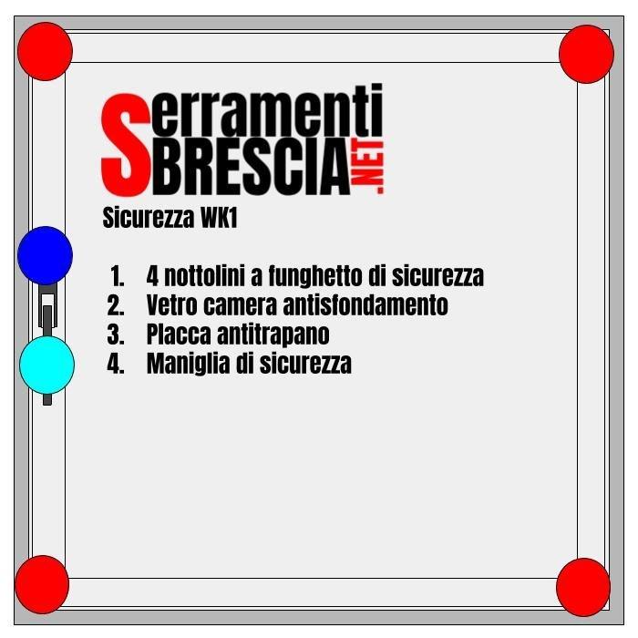 Wk1 serramenti brescia net for Architetti studi architettura brescia