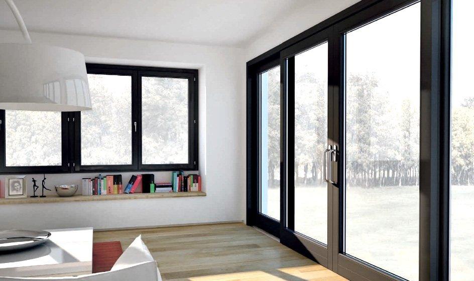 Finestre pvc brescia 3 serramenti brescia net for Architetti studi architettura brescia